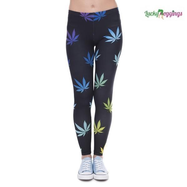 Weed Zone Leggings