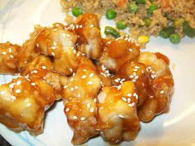 Living While Living Without: Gluten and Wheat Free Sweet and Sour Chicken