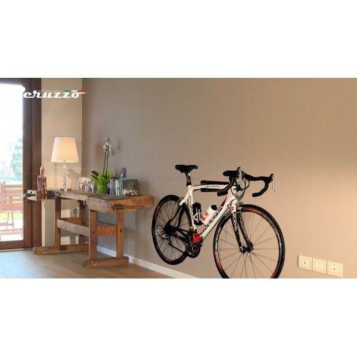 Cool bike rack (wit, zwart, rood of doorzichtig) fietsenhouder voor binnenshuis
