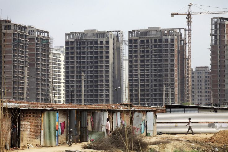 What happens when a city is managed almost completely by private corporations? Visit Gurgaon, India, a boomtown of millions without a citywide system for water, electricity or even public sewers. (Yay, freemarket for profit capitalism! Woo-hoo!) #AmericanDemocraticSocialism http://ideas.ted.com/skyscrapers-but-no-sewage-system-meet-a-city-run-by-private-industry/