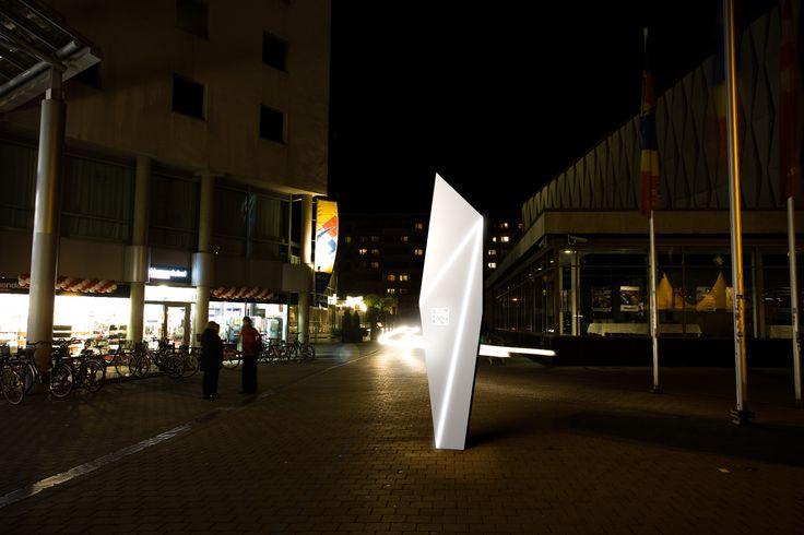 """""""Entwurf 2013: Laserguide für die Stadt Cottbus"""""""