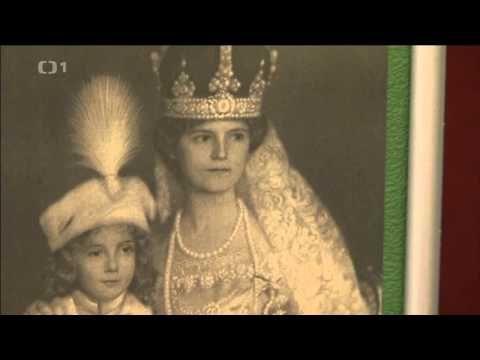 Císařovna a poslední česká královna Zita - YouTube