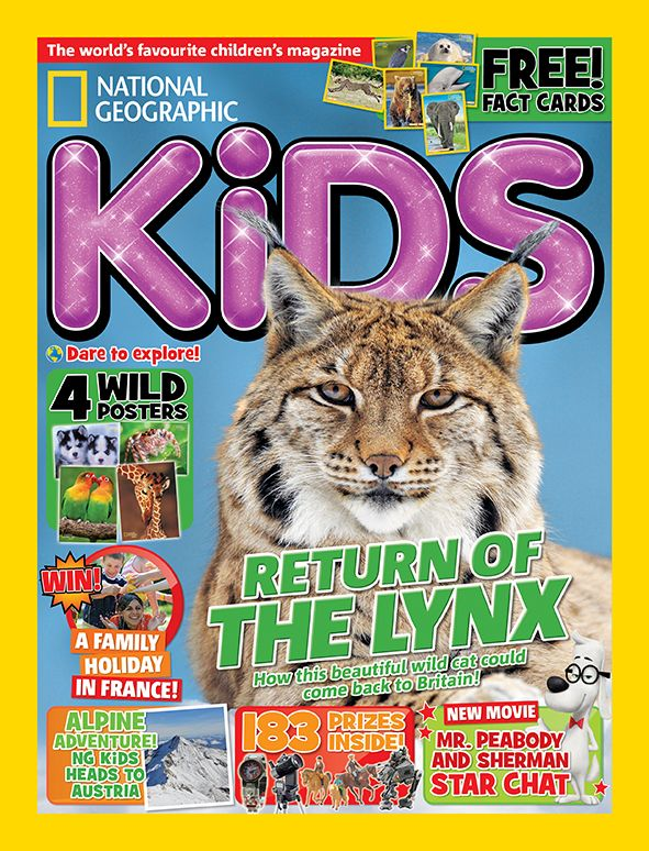 National Geographic Kids Issue 95