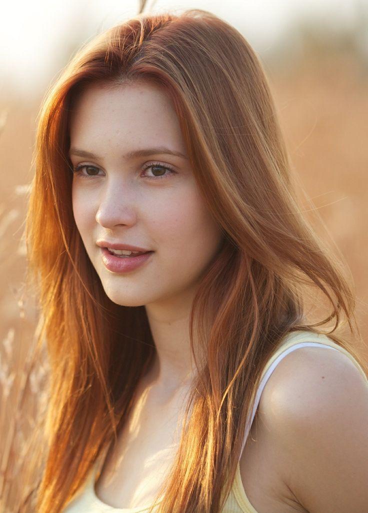 Sandy redhead n a p