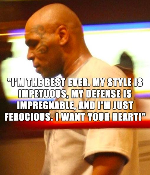 Mike Tyson Quotes: 25+ Best Mike Tyson Quotes On Pinterest