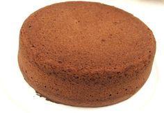 pan di spagna al cioccolato Luca Montersino