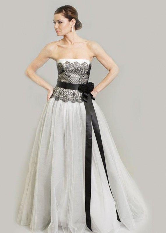2011 Modern Trousseau Wedding Dresses Picture 2