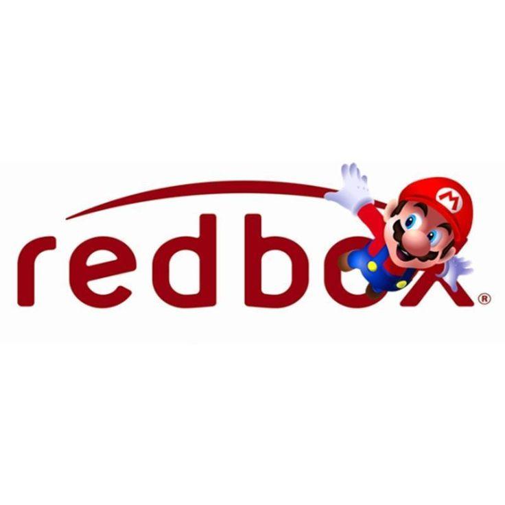 Free #Redbox Game Rental #free #coupon #code #deal #game #mario #nintendo