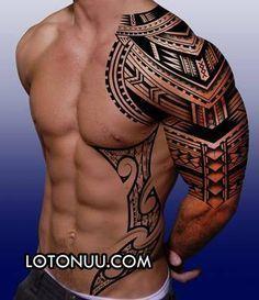 Trends – tatouage maori – Mandala & Maori