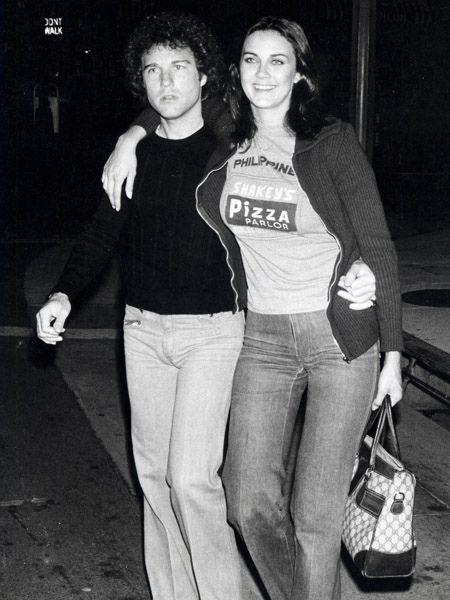 Lynda Carter and Ron Samuels