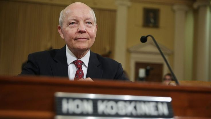 IRS Chief John Koskinen Will be Impeached This Session