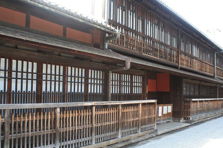 Sumiya Motenashi Cultural and Art Museum |角屋もてなしの文化美術館