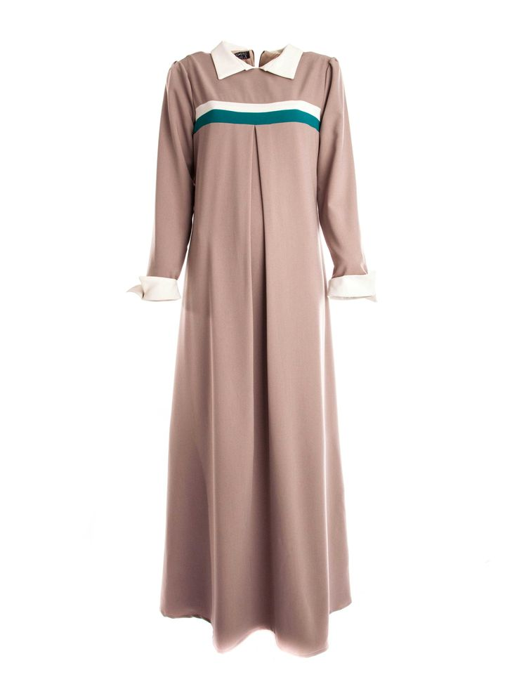 Light Brown Classy Dress | Festivities | Citra Style! | INTL