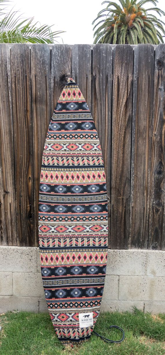 The Desert Foxx Surfboard Bag by TheDesertFoxx on Etsy, $40.00