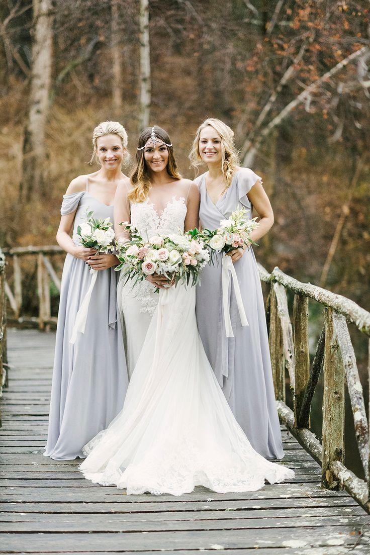 The 25 best metal grey bridesmaid dresses ideas on pinterest upstate new york wedding ideas with copper grey bridesmaidsgrey bridesmaid dressesking ombrellifo Gallery