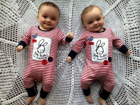 My own experience of newborn twins. A overview of my experience of raising identical twin boys with a three year old to entertain too!