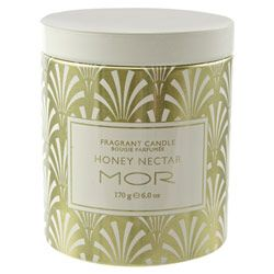 Buy MOR Essentials Fragrant Candle in Honey Nectar 170 g Online | Priceline