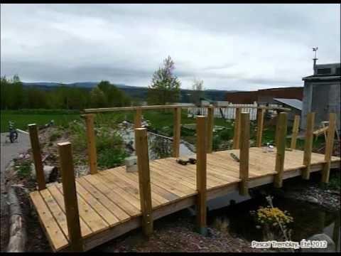 Les 25 meilleures id es de la cat gorie construire un pont - Construire un petit pont en bois ...