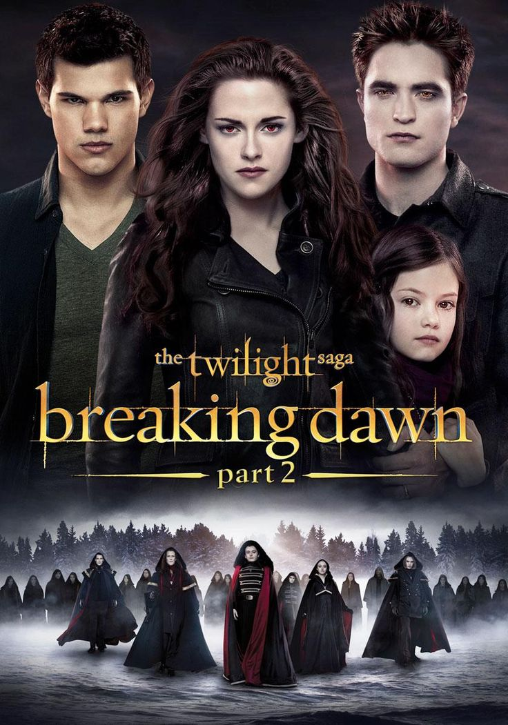 The Twilight Saga: Breaking Dawn Mobvieart 2 - Rotten Tomatoes