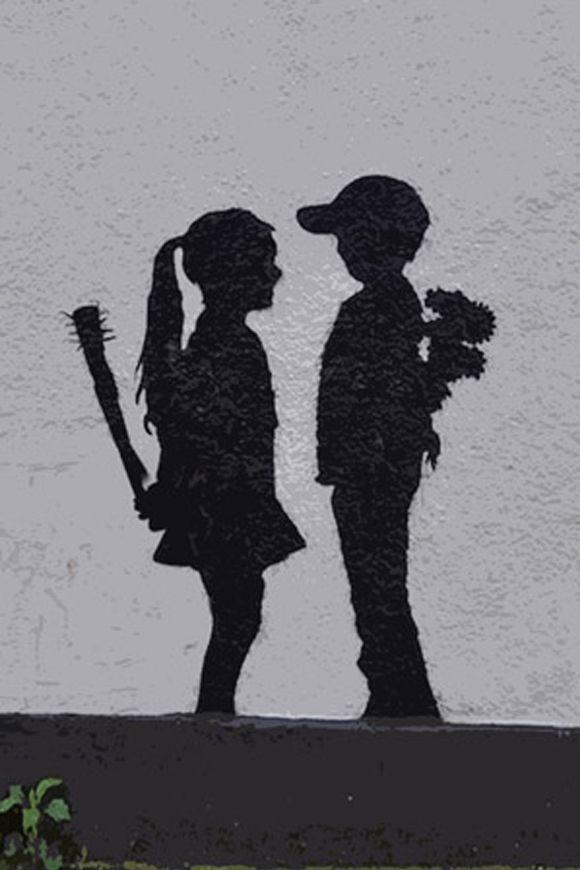 The Banksy Art Prints Vault - Canvas Artwork Showcase