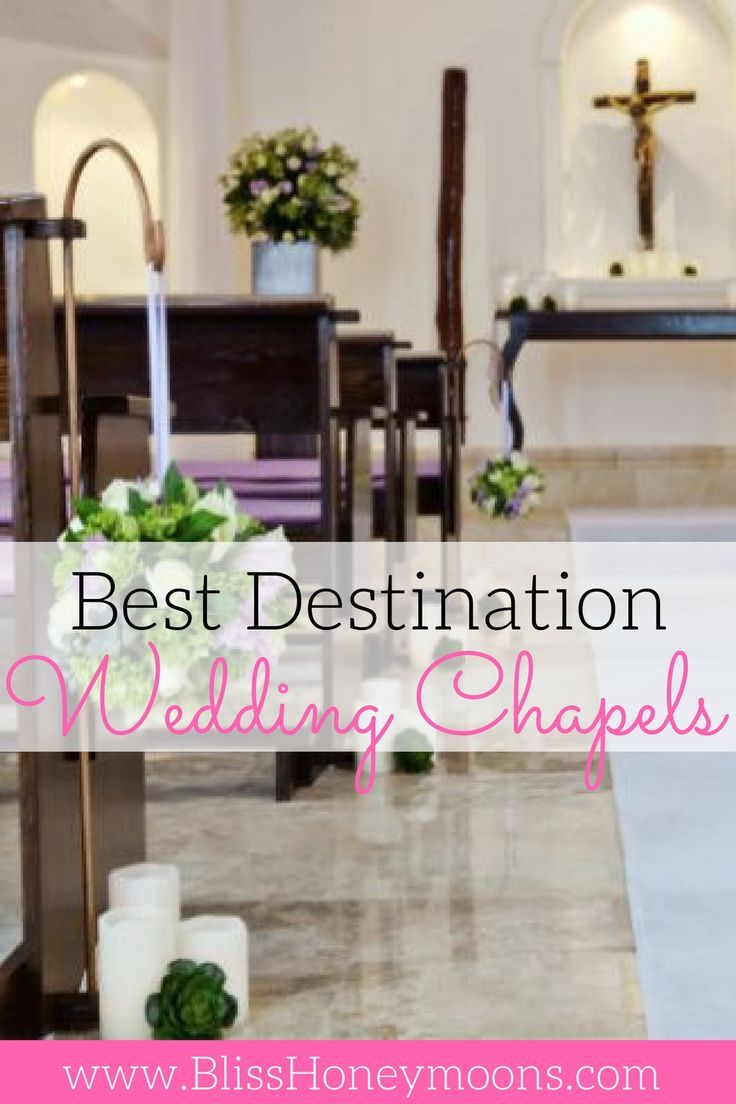 Best hotel wedding chapels. Sophisticated, beautiful, elegant and romantic! Bliss Honeymoons offers you the best of all worlds as the setting of your destination wedding. Make your celebration special with the top hotel wedding chapels in the world. Contact us at www.blisshoneymoons.com.