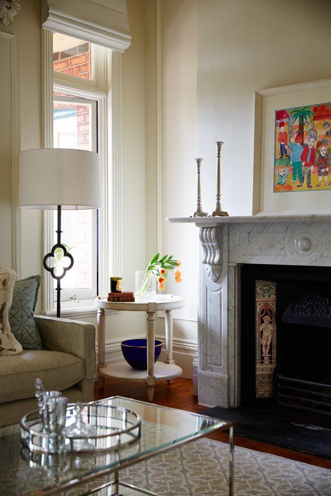 Hawthorn Living Room By Kimpton Interiors
