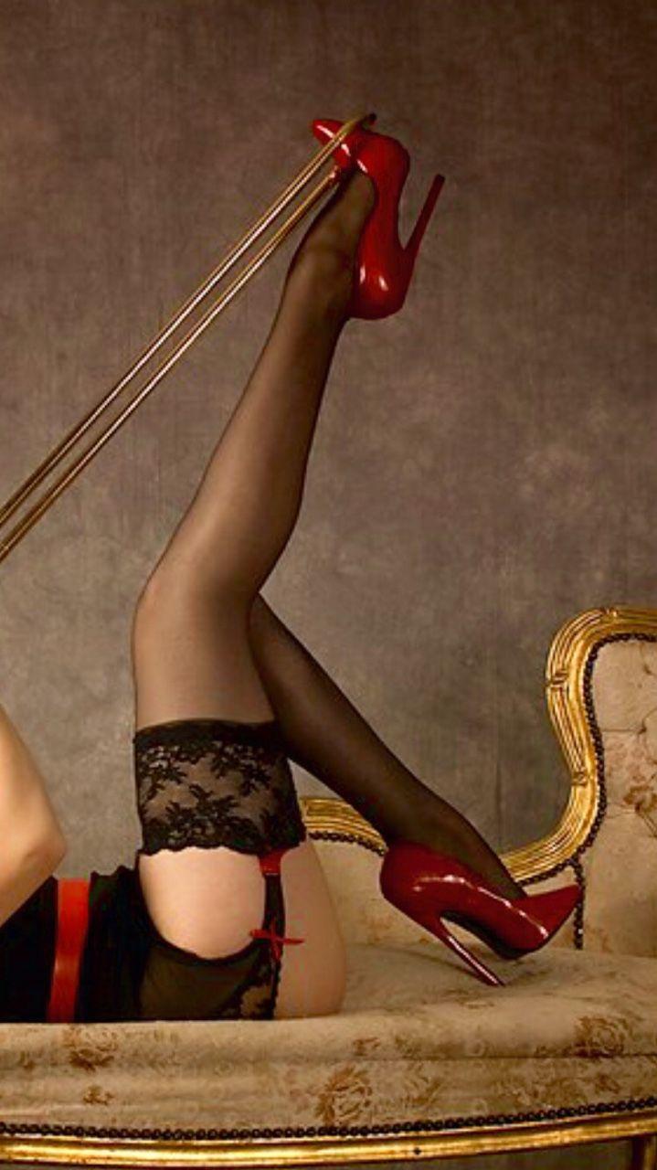 Stockings fetish stories