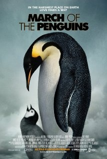 A great family movie of the documentary of penguins. I'm a big animal lover and I also enjoy watching documentaries besides theatrical movies all the time so if you are too, you will enjoy this film.