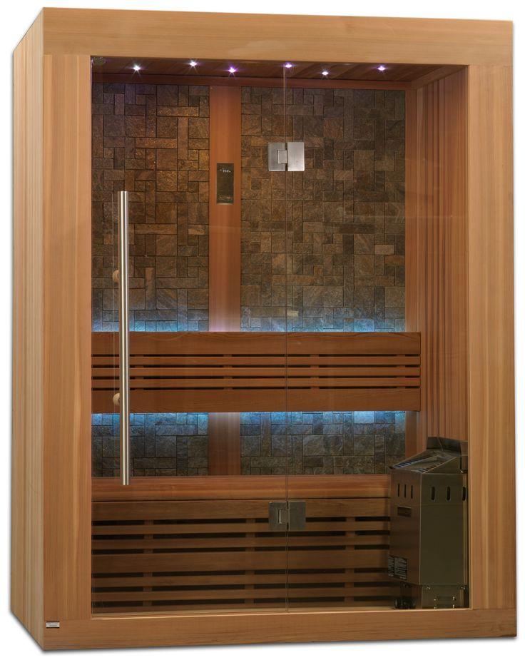 2-3 Person Ceramic FAR infrared Sauna