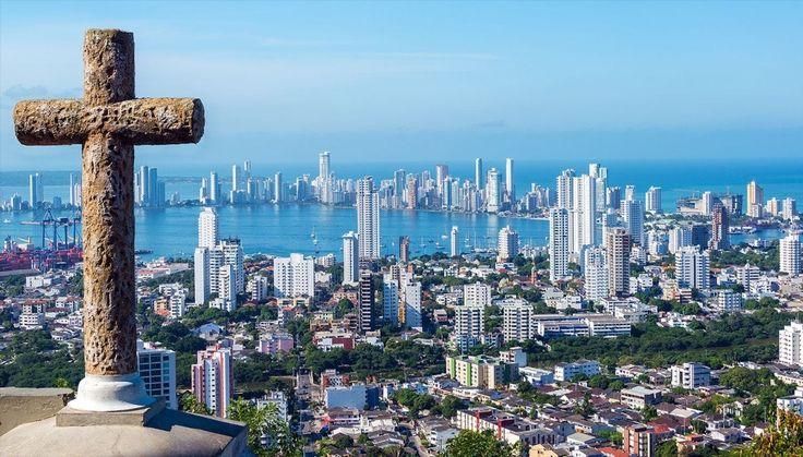 Imágenes de Barranquilla y del Caribe colombiano.- El Muni.