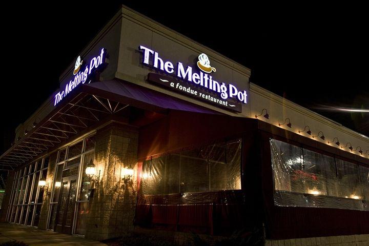 The kennesaw, ga Melting Pot - date night restaurant