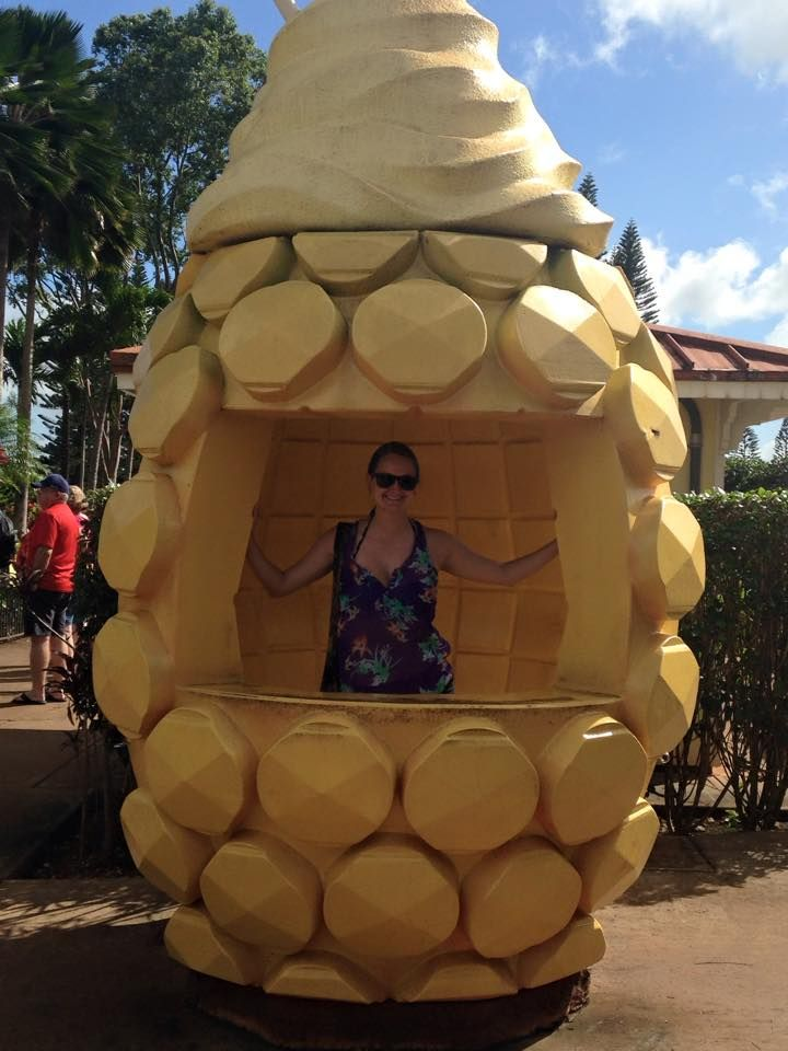 Things to do in Oahu- Dole Plantation