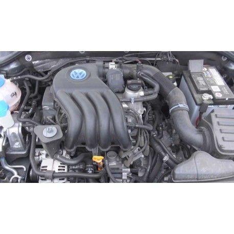 """Motor Parcial 1.6 Golf 97/03 ou Bora 1.6 Condição:  Usado  R$ 4.800,00  2 x R$ 2.400,00 no Cartão  MOTOR Dianteiro, transversal, 4 cilindros em linha, 8 válvulas, de 1.599 cm3 de cilindrada, injeção eletrônica,, com 101 cv de potência a 5.700 rpm e torque máximo de 14,3 mkgf a 6.000 rpm.   *Descrição*   Motor Parcial 1.6 8V Bloco de aluminio Gasolina em perfeito funcionamento com nota fiscal legalizado pelo detran ,garantia 90 dias.  *Aplicação*  Golf """"Sapão"""" de 97 á 2003, ou bora 1.6M"""
