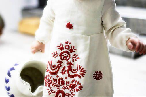 AtelierDeCouture / Mini Slovenské devy, detské šaty