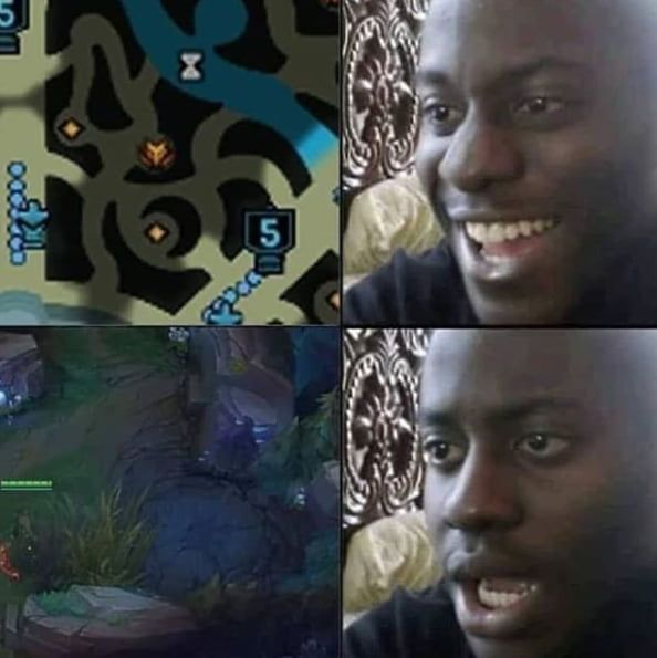 Everytime They Take Blue Buff Lol League Of Legends League Memes Play League Of Legends