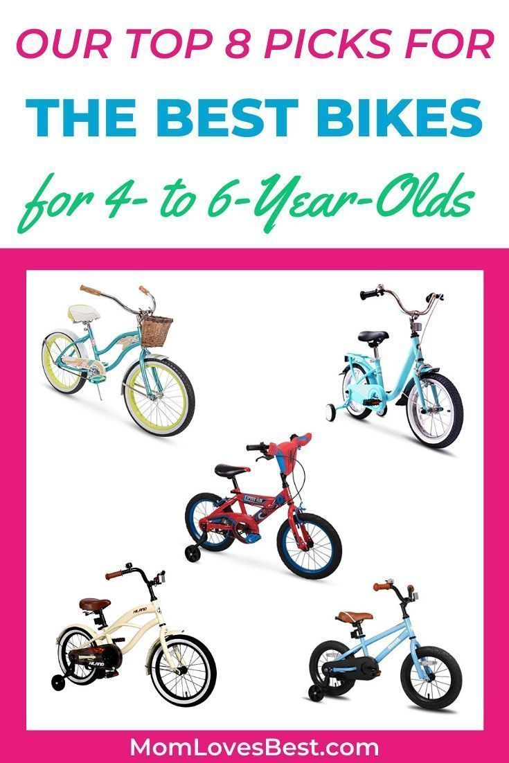 8 Best Bikes For 4 To 6 Year Olds 2020 Reviews In 2020