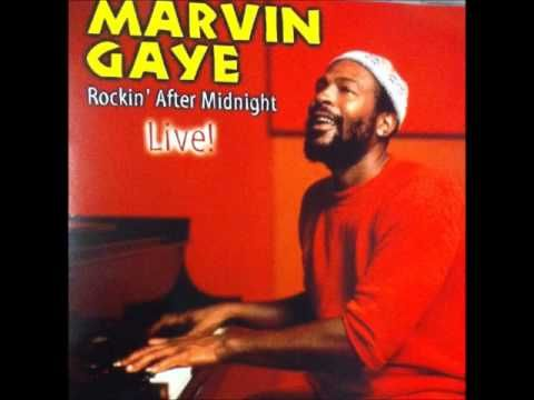 Marvin Gaye Rockin' After Midnight Full Concert - YouTube