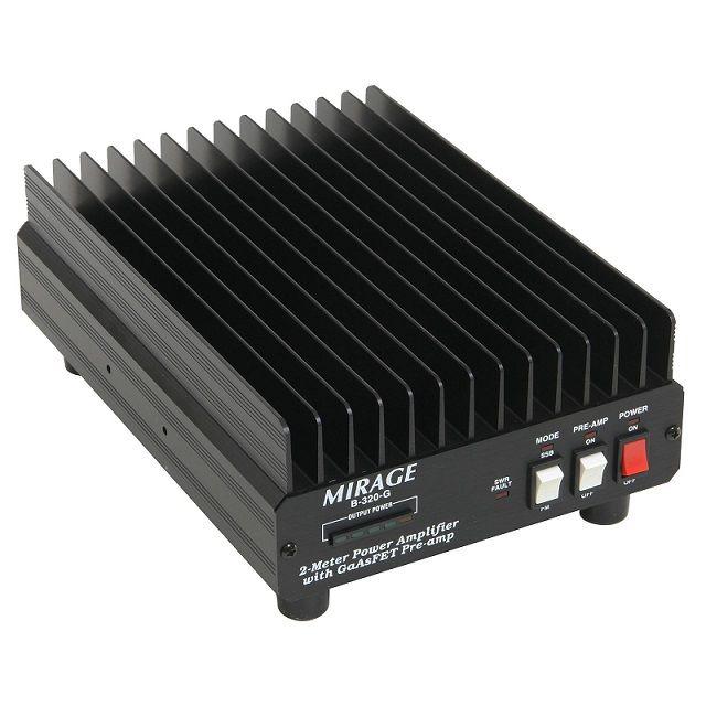 Mirage VHF/UHF Amplifiers B-320-G