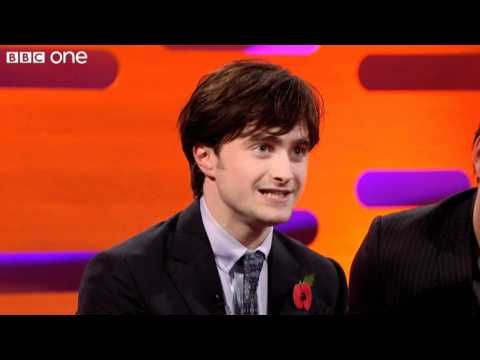 "Daniel Radcliffe (Harry Potter) singing ""The Elements"""