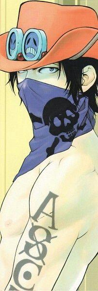 AcE • Commandant en Second de Barbe Blanche ⛵️ ~ Frère de Cœur de Luffy ~ Ace Portgas D.✨ ~ ⚓️_One_Piece_⚓️