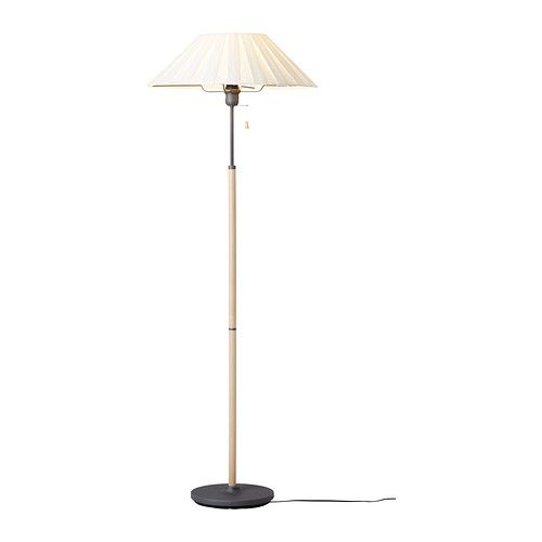 Tuve Floor Lamp Ikea Let There Be Light Pinterest
