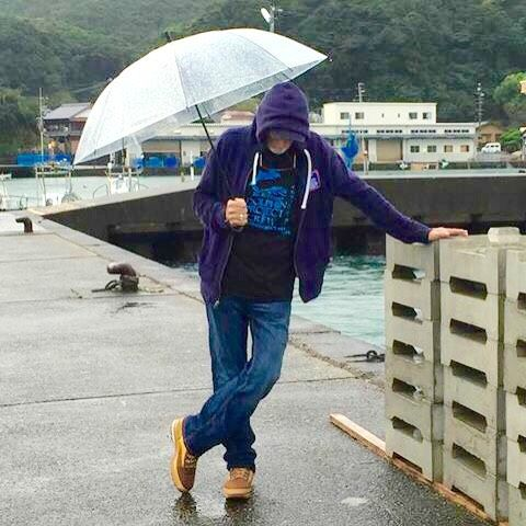"""""""The level of cruelty here is breathtaking. And sometimes I need to be alone."""" Ric O'Barry after witnessing the brutal dolphin slaughter Photo: DolphinProject.com"""