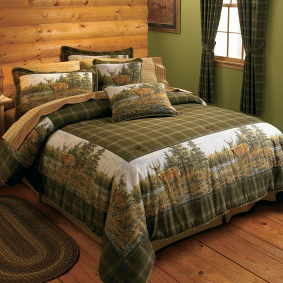 Cabela S Grand River Lodge Hautman Bedding Comforter Set