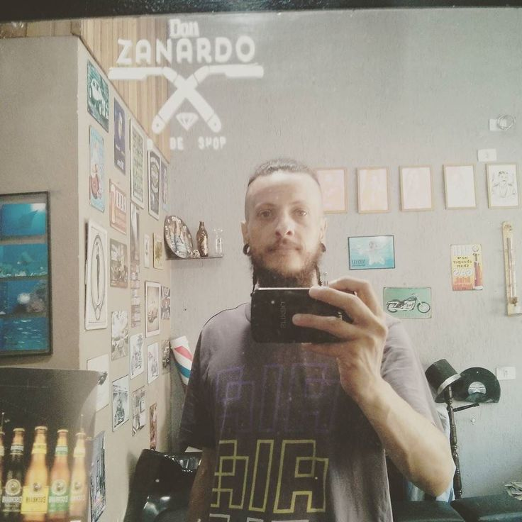 Visita bimestral no fabuloso @donzanardo!  | #barba #bigode #beard #bearded #mustache #barbershop #barbearia #DonZanardo