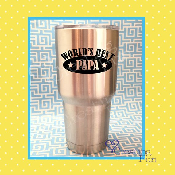 Best Vinyl Decals For Cups Mugs Tumblers Yeti Ozark And - Best vinyl for cups