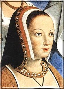 Portrait Danne De Bretagne