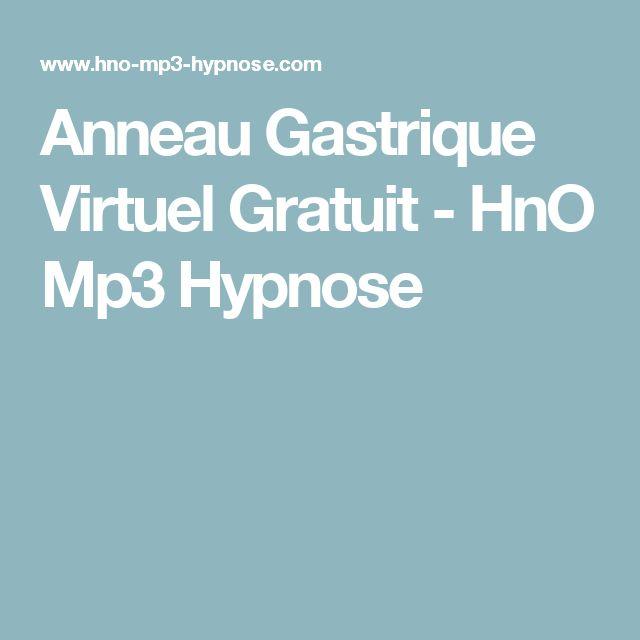 Anneau Gastrique Virtuel Gratuit - HnO Mp3 Hypnose