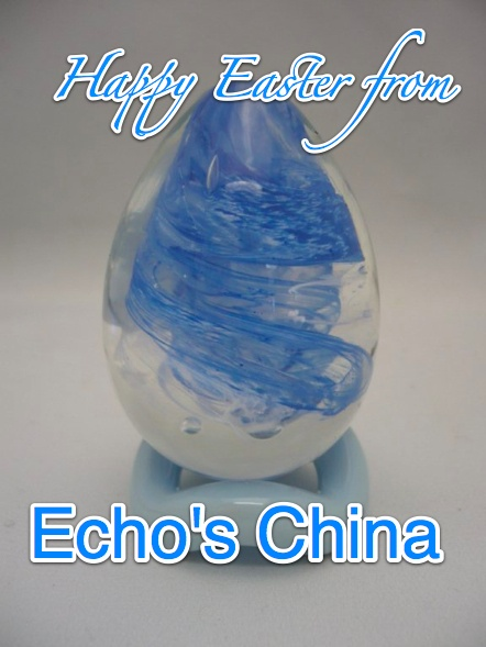 Happy Easter from Echo's China!