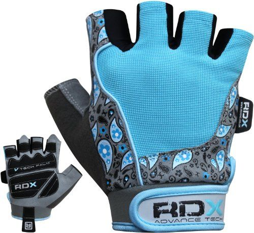 Authentic RDX Ladies Gel Gloves Fitness Women Gym Wear Exercise Workout Training RDX http://www.amazon.com/dp/B00APFQ3EC/ref=cm_sw_r_pi_dp_JrhMtb0YK06T78EP