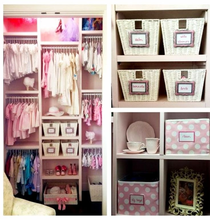 closet baby organization ideas clever
